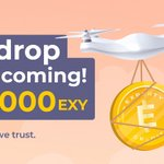 Image for the Tweet beginning: 🌟 Exciting Announcement! 🤗 Another #Airdrop