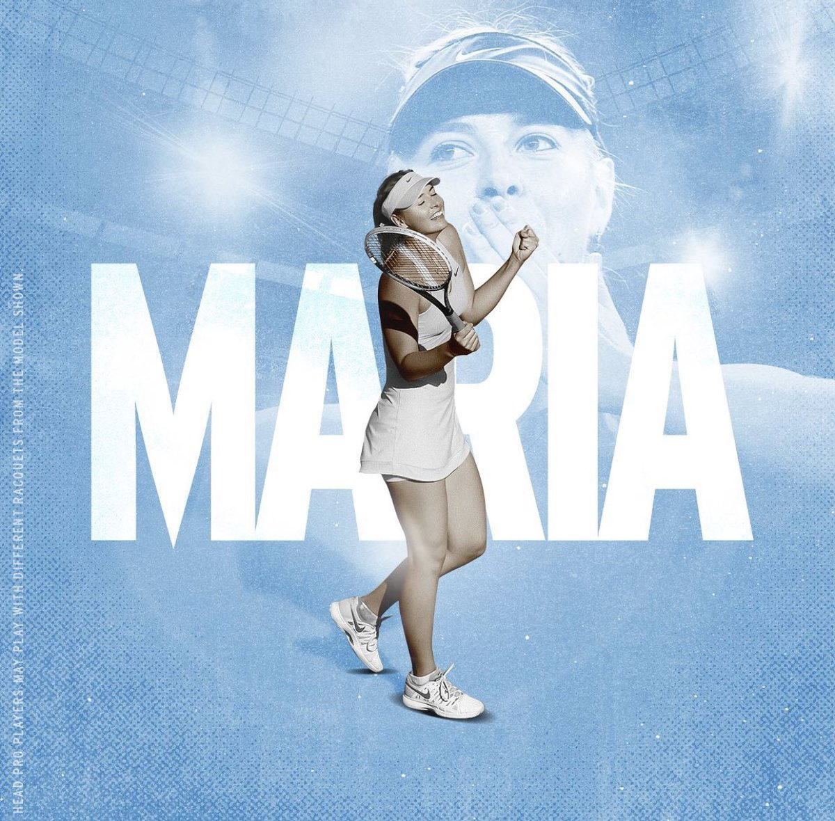 Amazing career. Amazing leader. Amazing human. Thank you for all you've done for tennis @MariaSharapova. I can't wait to watch your journey continue off court. pic.twitter.com/uhxE963zZM