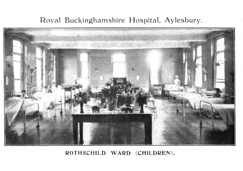 This week for #throwbackthurday we are posting a photograph taken of The Rothschild Ward, we can see from the title it used to be a children's ward with an infrastructure design of a grand open room, this provided natural light from both sides of the room. #ukihma #healthcareuk https://t.co/OPcK7xM6lh