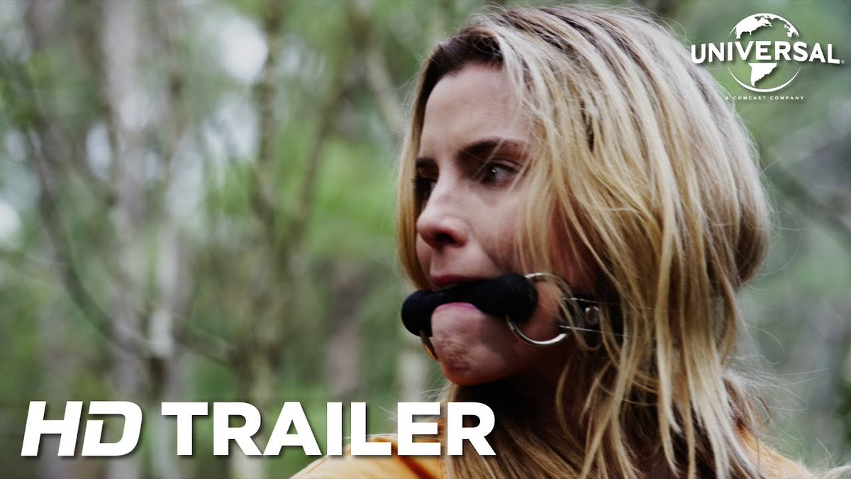 (The Hunt Trailer (Universal Pictures) HD) - https://cinemagotrailers.co.uk/the-hunt-trailer-universal-pictures-hd/…  #Action #BettyGilpin #Blumhouse #Film #GlennHowerton #HilarySwank #Horror #Hunting #IkeBarinholtz #JasonBlum #Movie #Thrillerpic.twitter.com/Pfd1HQvhl1
