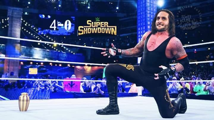 Tonight....The Streak IS BACK! #WWESSD