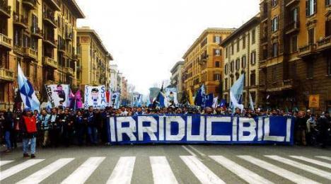 #Irriducibili