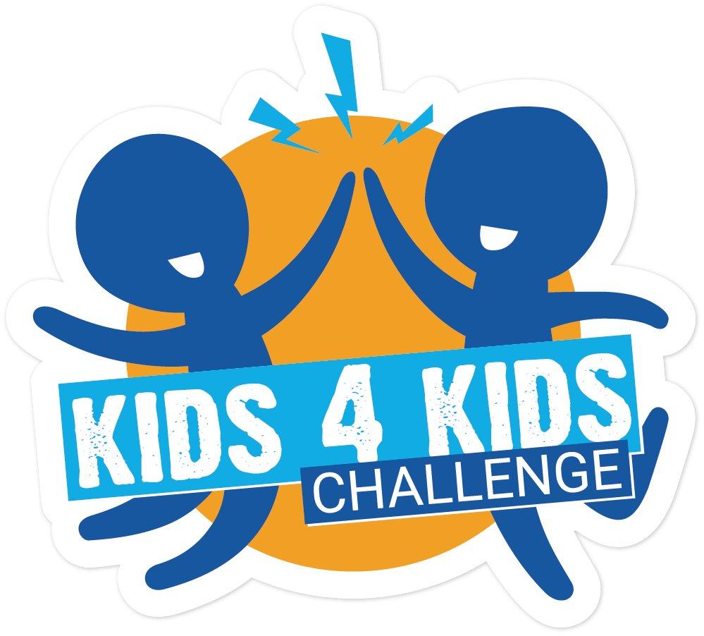 Ben jij tussen de 6 en 12 jaar oud en wil je graag een steentje bijdragen aan het goede doel? Op 29 april vindt de Kids 4 Kids Challenge plaats. Deze dag staat volledig in het teken van sporten en spelen voor het goede doel. Doe je mee? Meld je aan via: https://t.co/T3Su9uRYW1 https://t.co/eRCce581VE