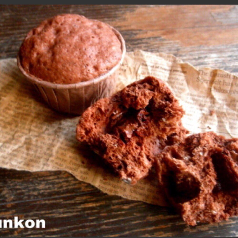 そして簡単おやつを作って引きこもる◆3分でチョコ蒸しケーキ◆さつまいもケーキ◆バナナマフィン◆材料2つ!片栗粉でわらびもち風◆10分で完成ガトーショコラ風