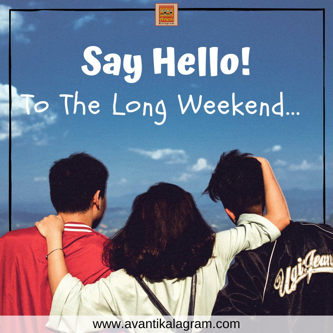 Happiness is not having on regular day-night scheduled...take a long break from regular stuff and Plan for the long weekend at Avantikalgram. https://t.co/4ISbI1qqcq . . #avantikalagram #mulshi #pune #containerhotel #friends #friendsforever #bff #friendsforlife https://t.co/uAI8TOiMhg