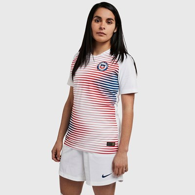 Chile Away Stadium Shirt 2019-20 - Women's https://www.awin1.com/pclick.php?p=23917267831&a=535755&m=686… #adpic.twitter.com/2jafb63KUm