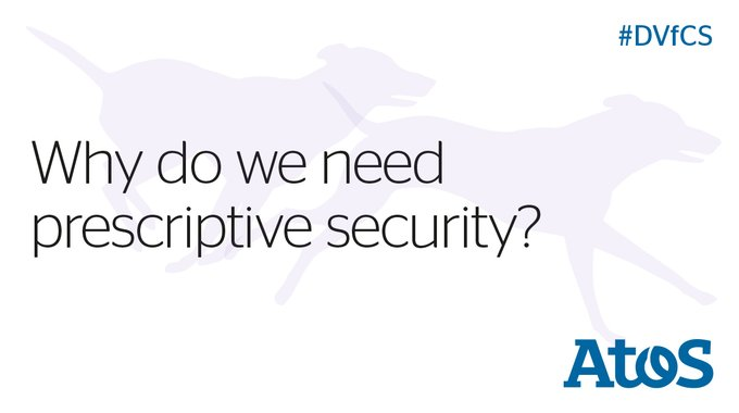 From reactive, to proactive, and then prescriptive - the best #CyberSecurity relies on...