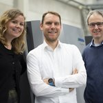 """Image for the Tweet beginning: Heidelberg@drupa podcast, episode """"Two locations"""""""