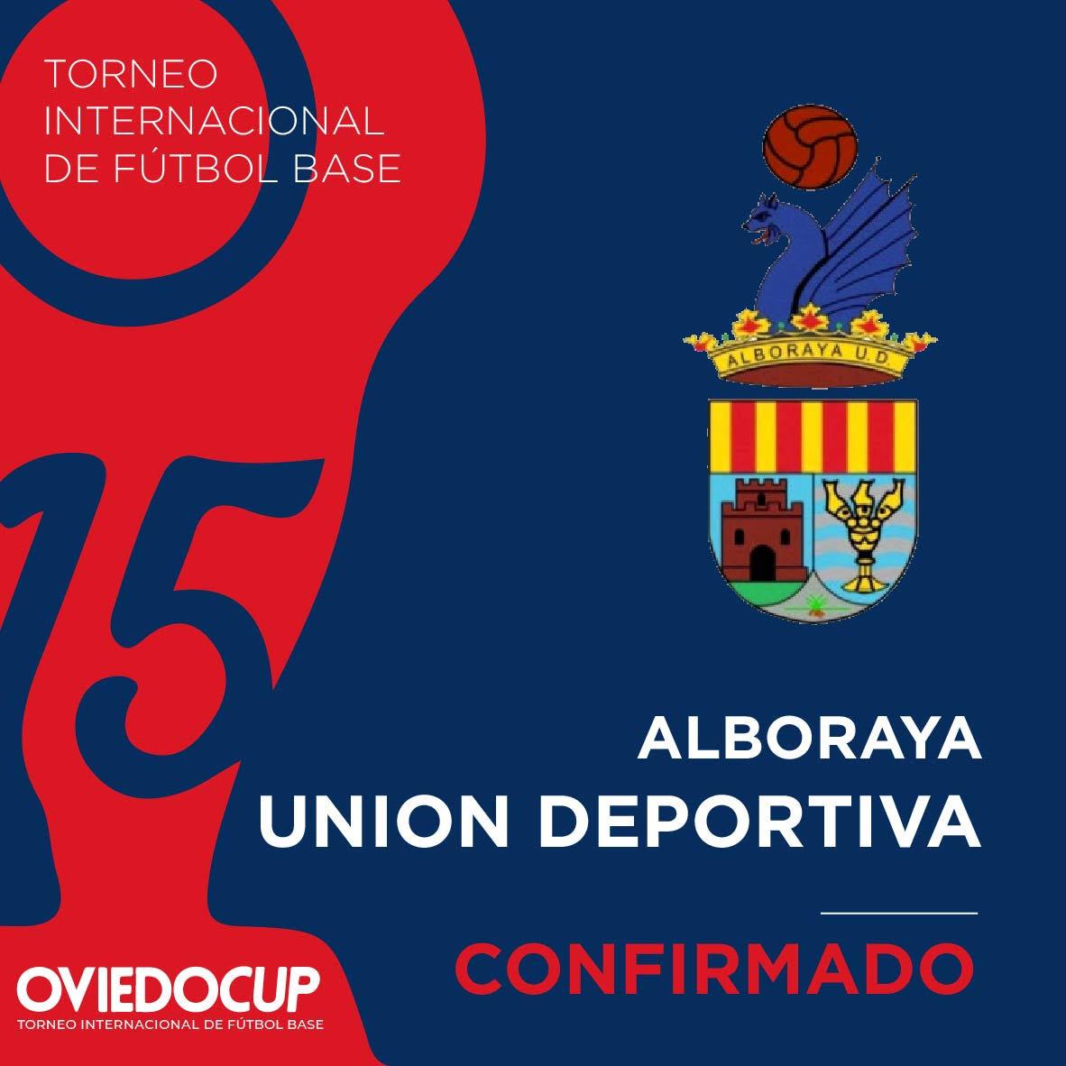   EQUIPO CONFIRMADO  ¡¡El club valenciano estará presente en la #OviedoCup2020!! @alborayaud  #TorneoInternacional #FútboBase #OviedoCup #XVEdición #SemanaSantapic.twitter.com/v1VdJ7m2VJ