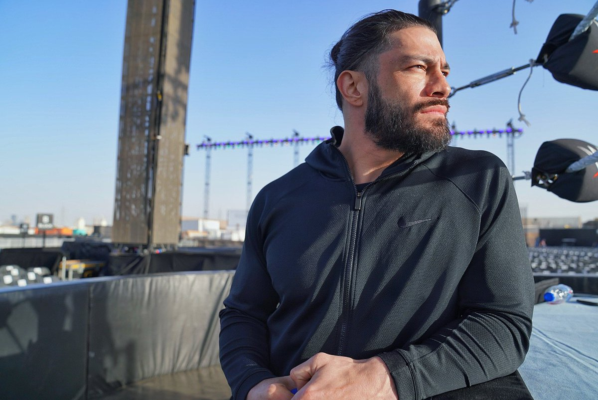 @WWERomanReigns's photo on #wwessd
