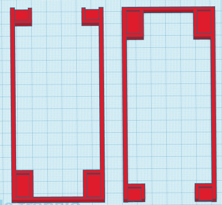 Seguimos con los paneles frontales intercambiables para droides Next chapter for removable front panels.    #DroidBuilder #astromech #3dprinter #r2buildersclub