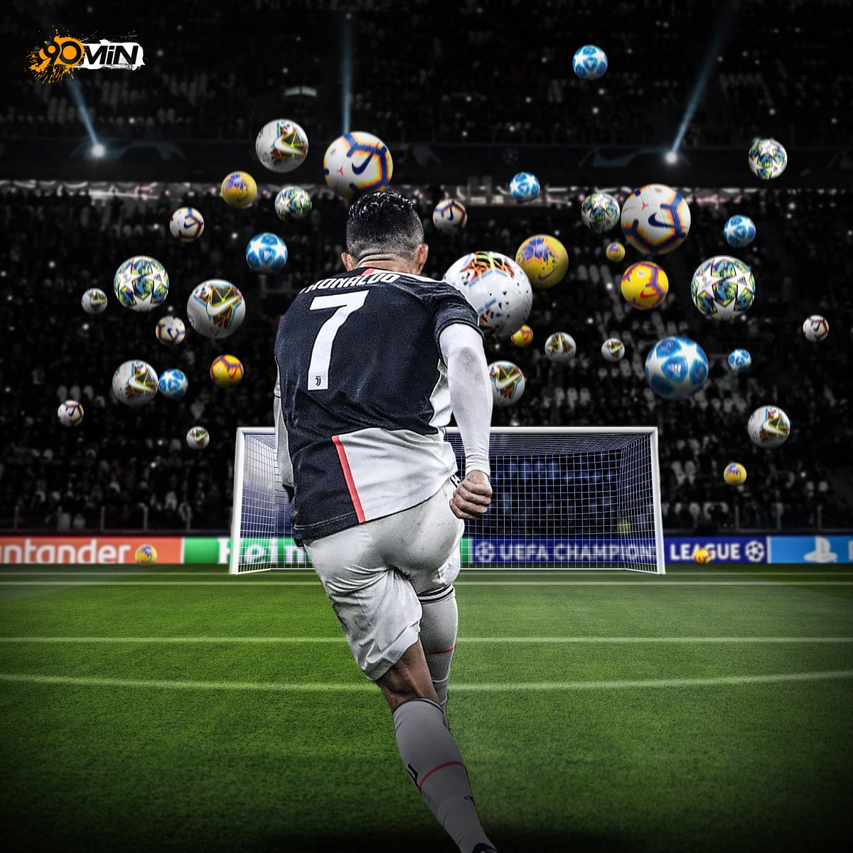 RT @90min_Football: Since Cristiano Ronaldo joined Juventus he has taken 38 free-kicks.  Scored none. 😳 https://t.co/ZxZyOEBfJU