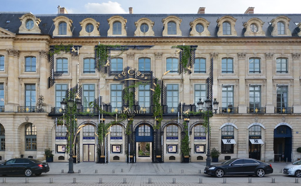 Chaumet reopens flagship in Paris at 12 Place Vendôme following major renovations    #Chaumet #12PlaceVendome #12Vendome #Paris #jeweller #joaillerie #LVMH @LVMH @Chaumet