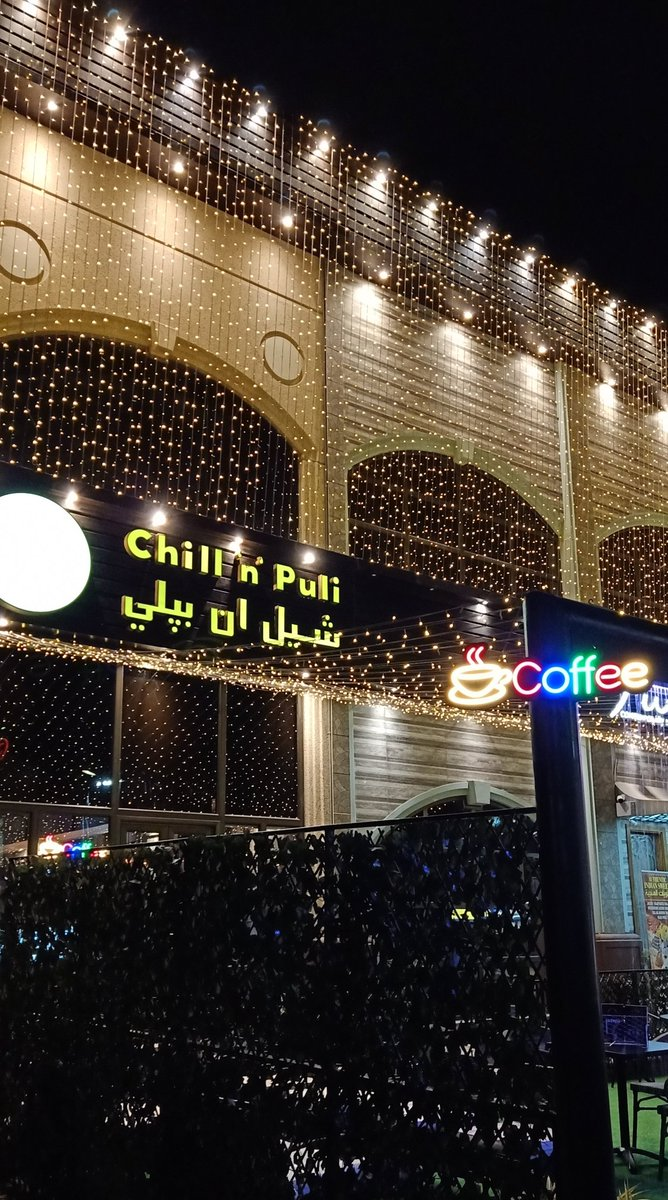 #CHILL #OUT with #FAMILY and #FRIENDS   Chill n Puli Welcome you with..  #Hot beverages, #Cold beverages, #Mocktails, #Sandwiches , #Desserts , #Cakes , #Sweets...  #Expresso #Cappuccino #Cafelatte #Cafemocha #karakchai  #Hotchocolate #Coffe #Tea #icecream.. etc...pic.twitter.com/3rbR0klO87