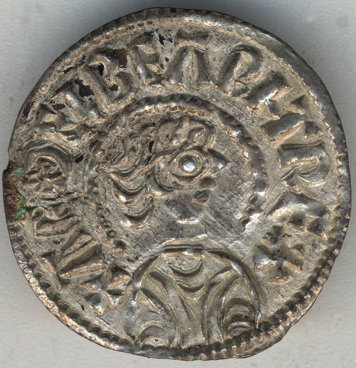 Wessex Penny  #metmuseum #MedievalArt