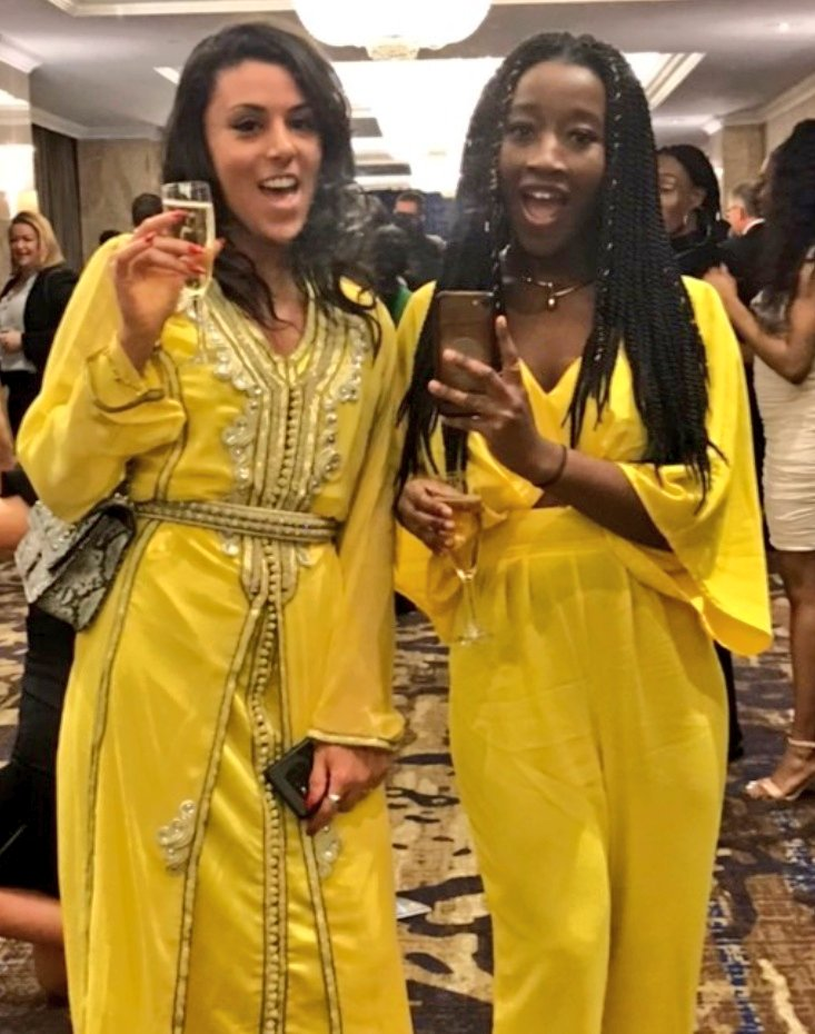 These two. Journalists, presenters, producers and now @RTS_media Award nominees for the fascinating and curious #ModernMasculinity series @guradian Respect @ImaniAmrani and @graceshutti the future is yours #EverydayJournalism #DigitalJournalism #VideoJournalismpic.twitter.com/UrdgelwOXi
