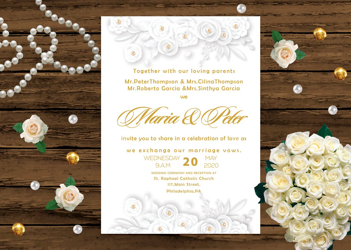 Hello friends. This #wedding #invitation #card cannot be ignored. If you like this for your special day then #contact jad31graphics@gmail.com or the link in Bio.   #TheManMusicVideo #PokemonDay #ThursdayThoughts #ThursdayMotivation #jewelry #jewels #jewel #fashion #gems #gem