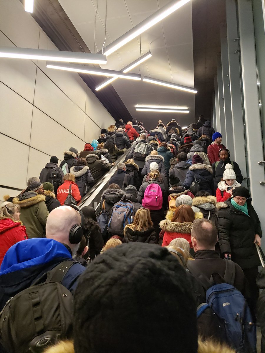 Sorry to interrupt your moment of serenity but Maybe it's because all the people are all trapped underground? #LRTOttawa @OC_Transpo<br>http://pic.twitter.com/JBiO6qyVJp
