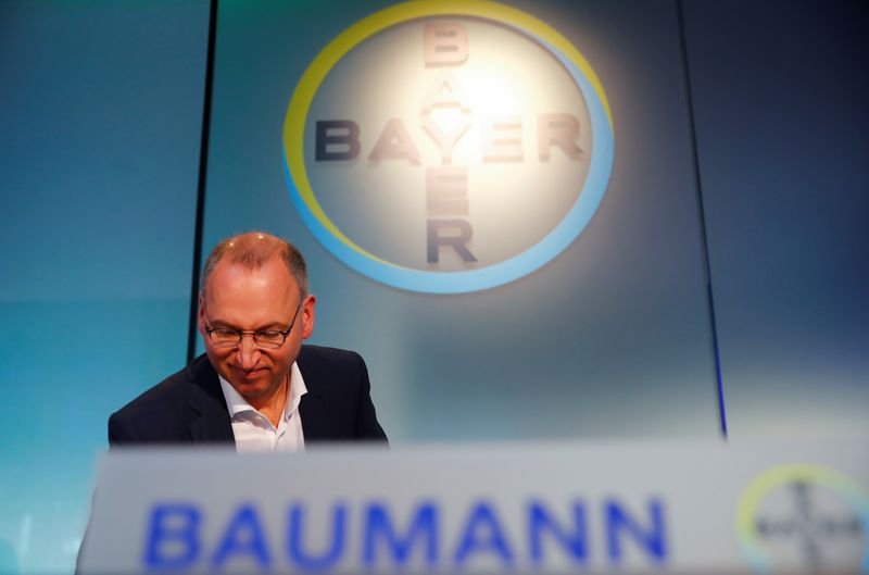 Bayer cools prospect of imminent glyphosate settlement  -  #Usd #Cryptocurrency #Tech #Deflation #Capital #BullMarket #Portfolio #Business #DigitalGold #Twitter