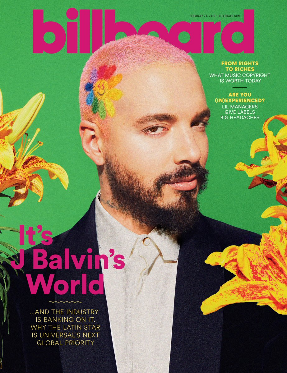 .@JBALVIN's plan to become music's next billionaire. Read the full cover story: blbrd.cm/1CMmdGX
