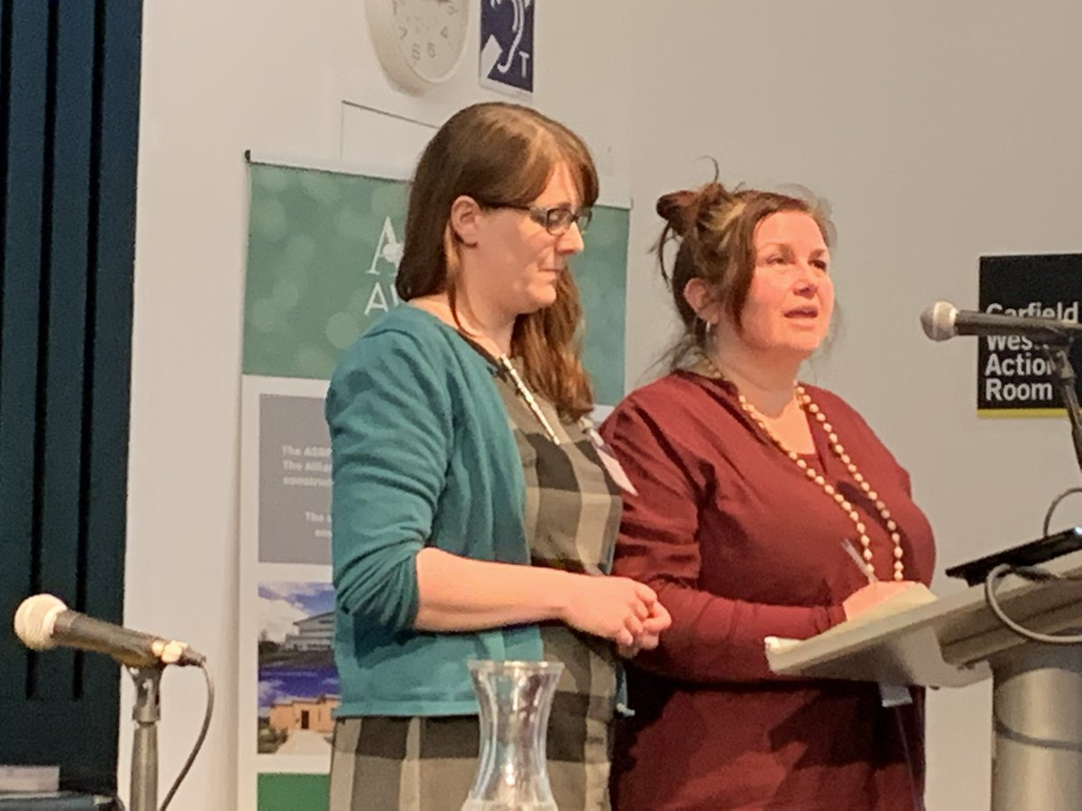 """Loving @marianneheaslip @URBEDmcr SQUASH- a community centre in #Liverpool where they grow, great food, people & places for greater health, wealth, & happiness. Great sum up to their Awards entry """"sustainable building is the way forward with inclusivity"""" #HealthyBuildings2020"""