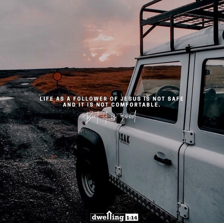 Life with Jesus is a straight up adventurepic.twitter.com/HKCcH17crX
