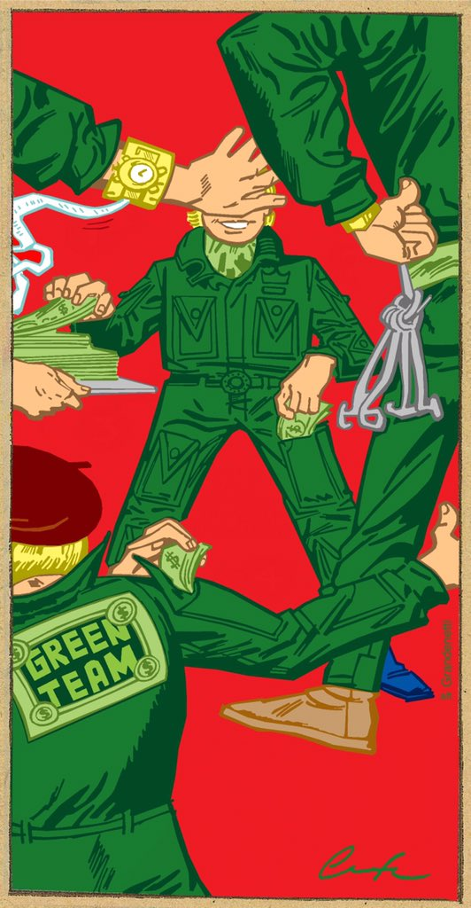 #OnThisDay in 1975 #TheGreenTeam debuted in #FirstIssueSpecial #comics #2 #GroupOfBoyMillionaires who offerFortunes to those who can provide them w #adventure #fatal #FarOutAmusementPark #their1stVenture #DCImplosion #blowsTheBank on any chance of follow up for a generation of sopic.twitter.com/7s5vFpO1sW