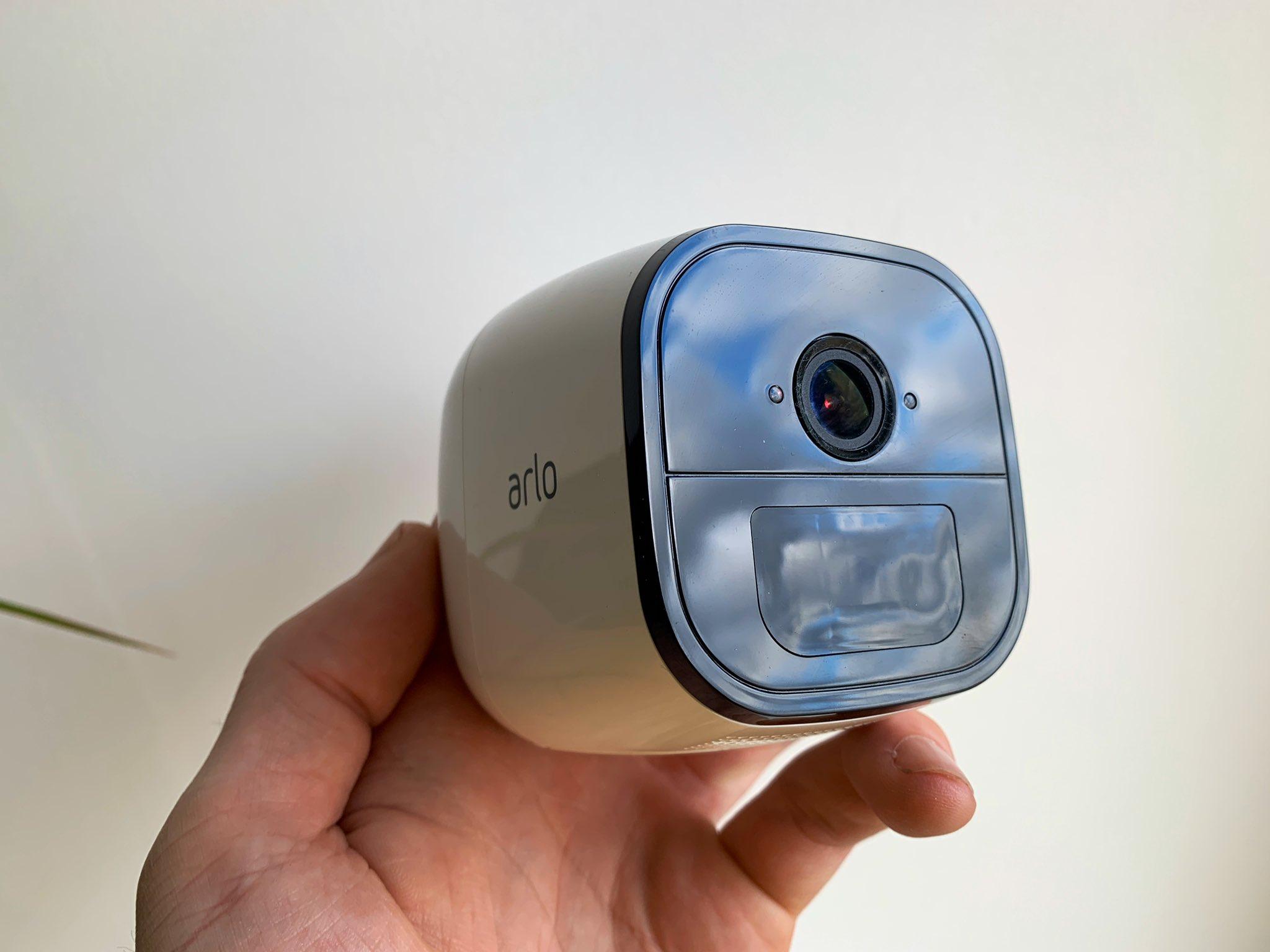 caméra Arlo Go