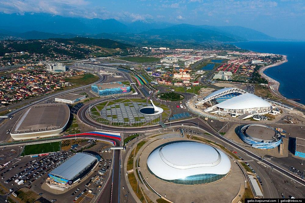 основных фотографии олимпийских объектов после олимпиады привидениями прикольные