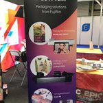 Image for the Tweet beginning: If you're at @EasyFairsPack, be