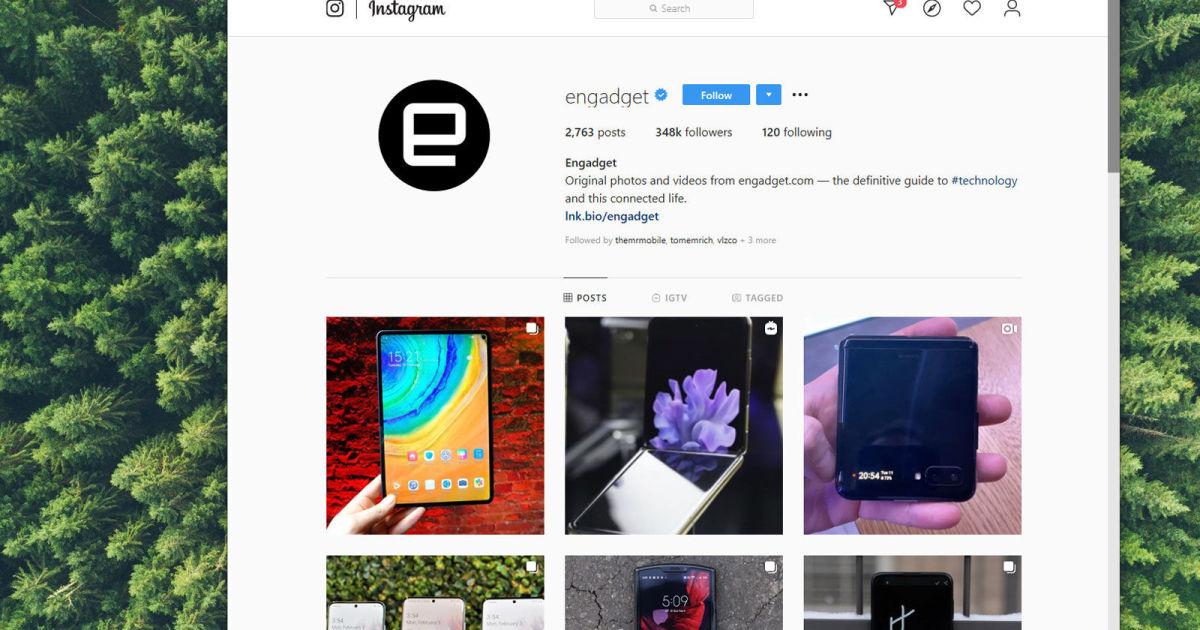Instagram adds direct messaging on Windows 10