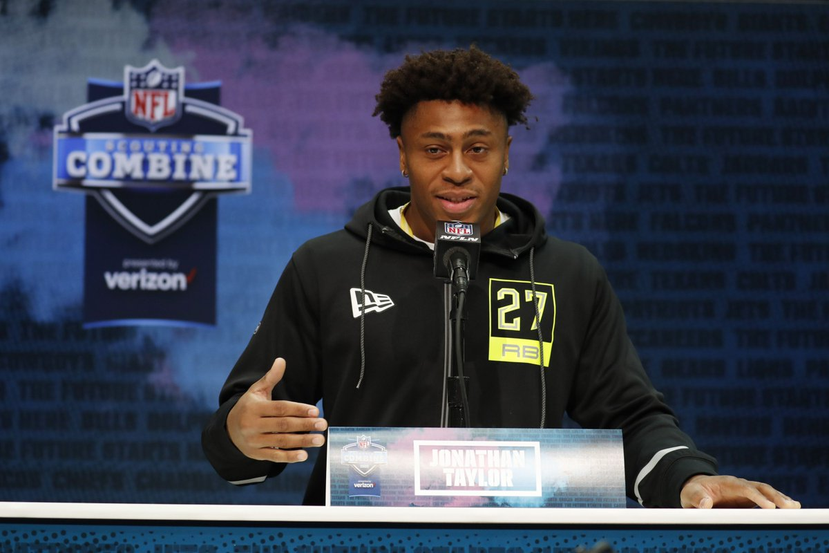 Wisconsin football: NFL Draft Combine updates  How are the four #Badgers doing in Indianapolis so far? Let's check in.  #BadgersInTheNFL #NFLCombine #NFLDraft