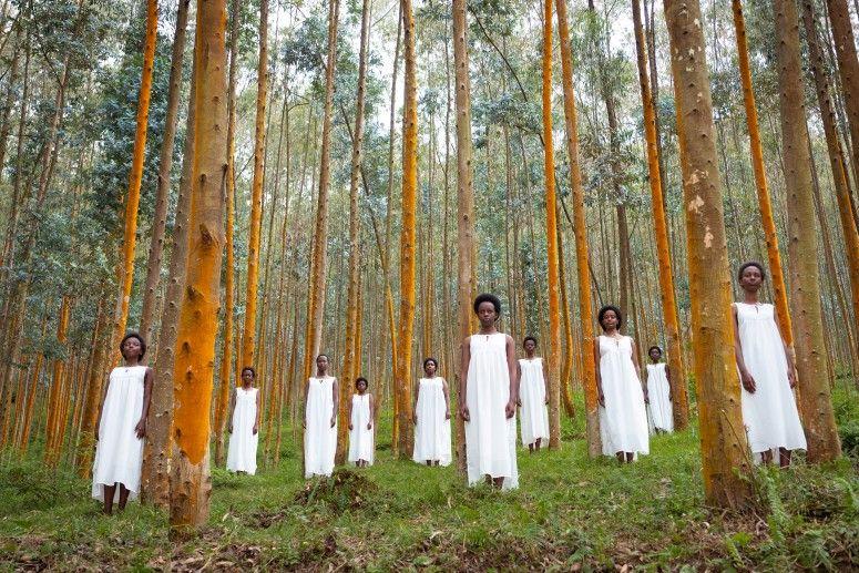 #Berlinale-Filmtipp: Ruanda 1973 – in einem katholischen Mädcheninternat spitzt sich der Konflikt zwischen Hutu und Tutsi zu. #NotreDameduNil zeigt die postkolonialen Bedingungen, die zu Bürgerkrieg und Genozid führen und wird in der Sektion 14plus gezeigt. Foto: Sophie Davinpic.twitter.com/1HSbjFm38q