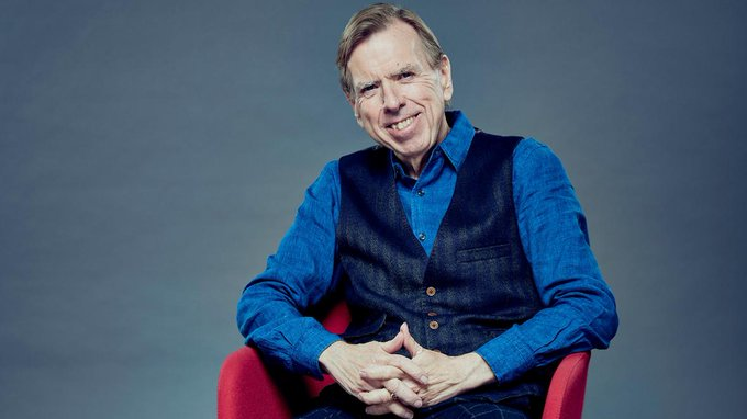 Actor Timothy Spall is 63. Happy Birthday!!