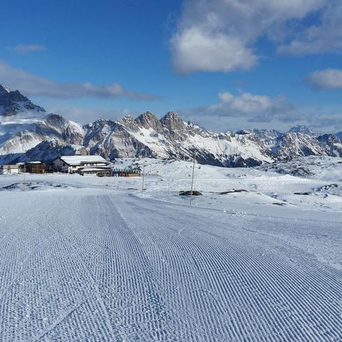 Week 4 Kids nella ski area di Falcade: 8 - 20 marz...