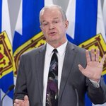 Image for the Tweet beginning: Nova Scotia legislature sergeant-at-arms will