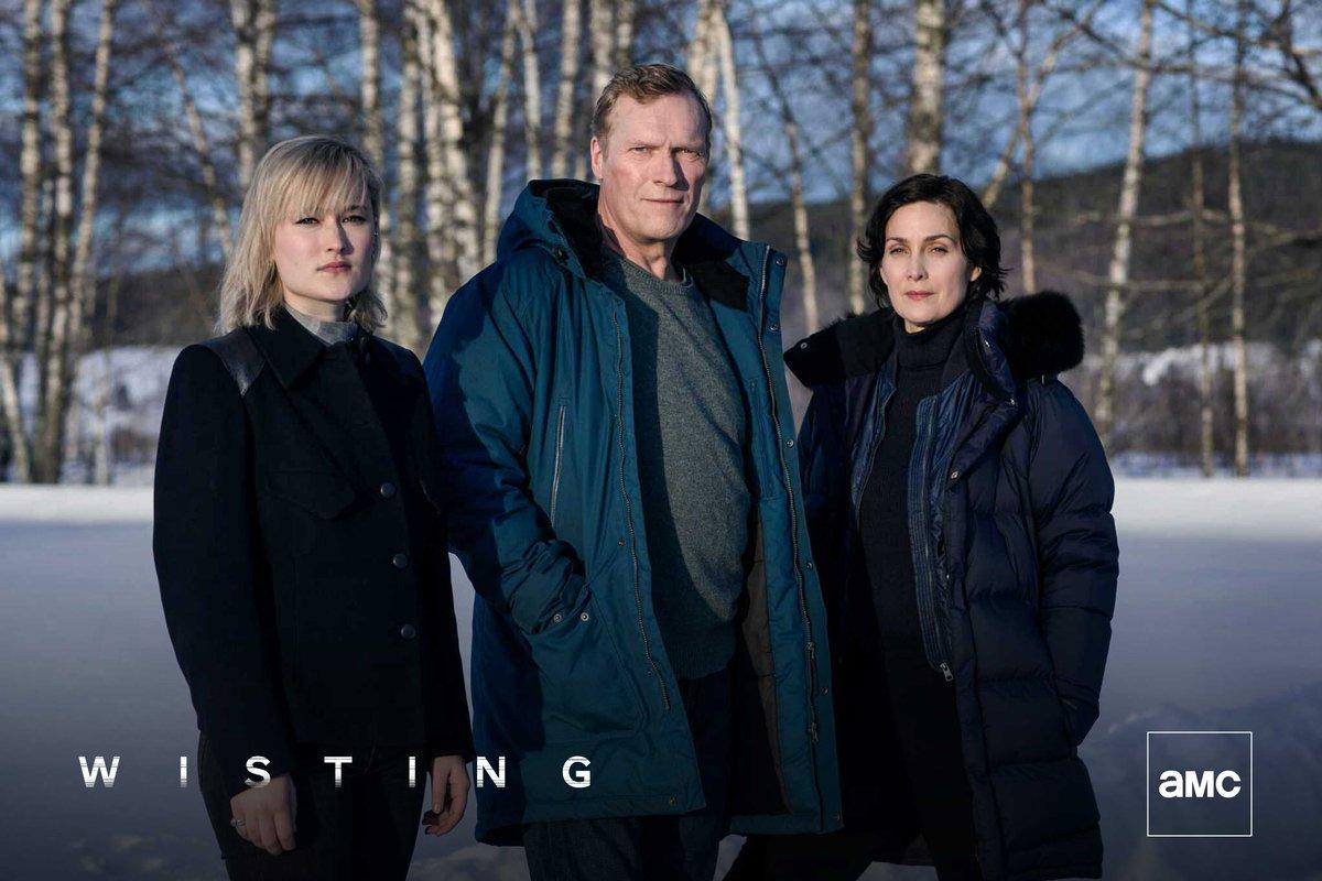 ¡Esta noche estreno exclusivo de 'Wisting'! (22.10h)   Nordic noir: asesinos, paisajes nevados, investigaciones policiales  Inspirada en uno de los escritores más leídos y venerados de novela negra en Noruega  Protagonizada por Carrie-Anne Moss http://www.amctv.es/series/wistingpic.twitter.com/8rSB2Y7F2k