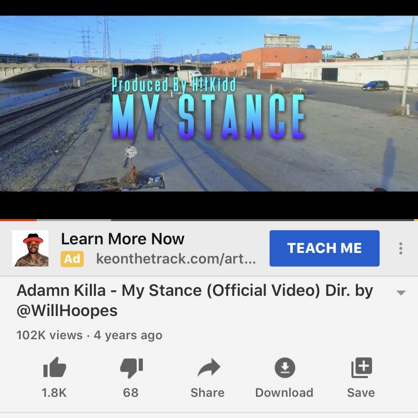 @AdamnKilla