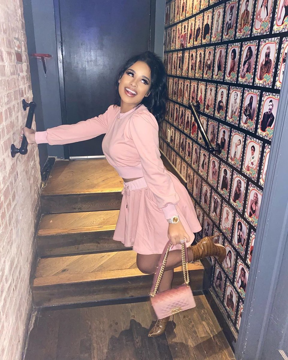 Pretty in pink 💕💕@FashionNova fashionnovapartner