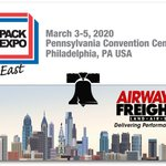 Image for the Tweet beginning: Join Airways Freight March 3-5