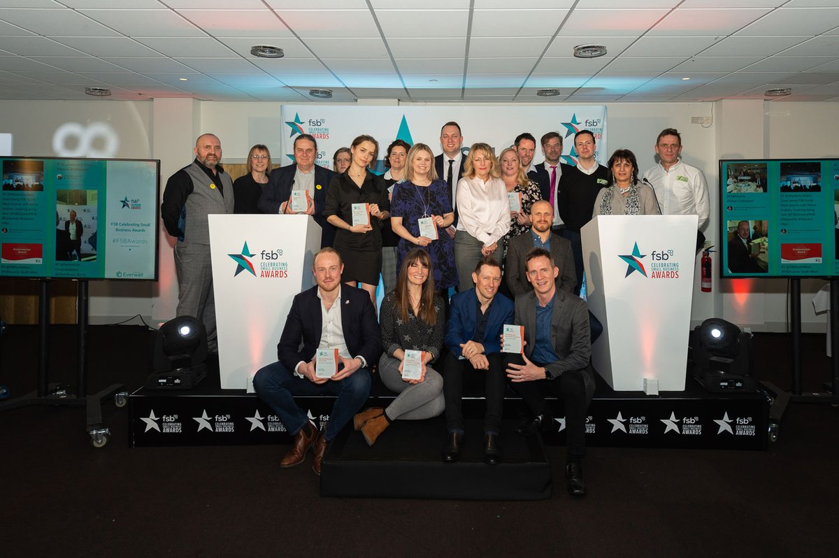 Read all about our amazing #FSBAwards for the @FSBSouthWest region at our dedicated SW FSB @FSB_Voice newspage at    https://firstvoice.fsb.org.uk/first-voice/regional-voice/best-in-the-west-chosen-at-south-west-small-business-awards… Help us relive a great day... @FSBDevon  @FSBCornwall @fsbSomAndWilts @eames_neil  @FSBHantsIoW @youandmeowcafe @PurePunjabiLtdpic.twitter.com/hYW50TXTks