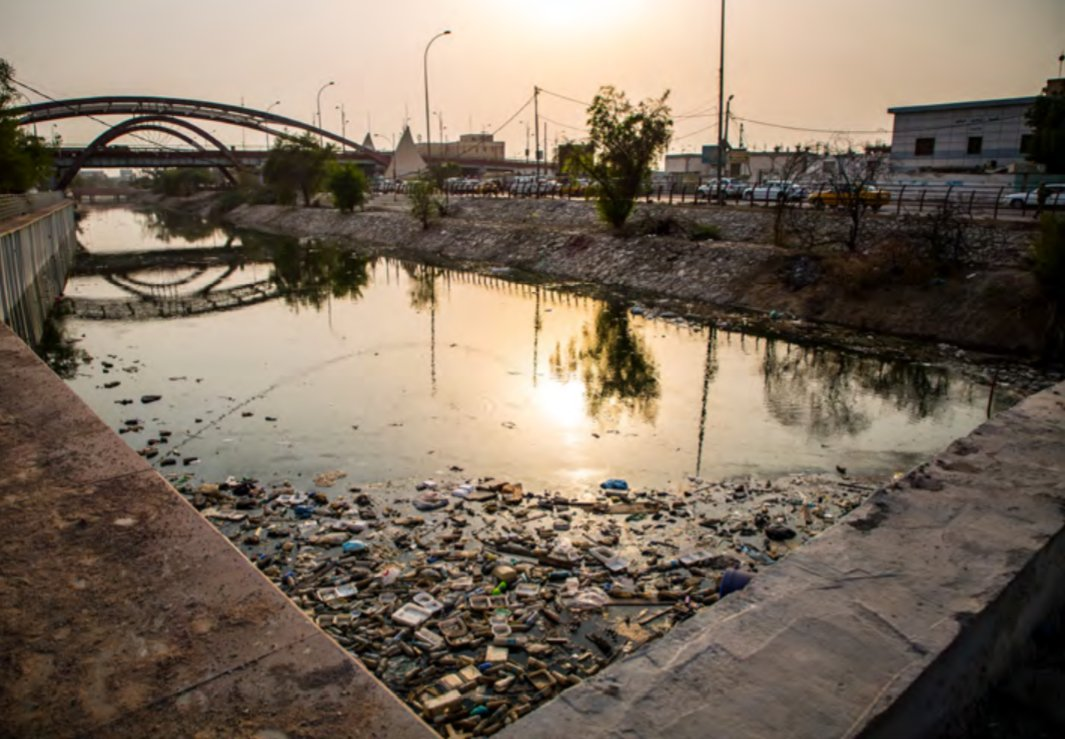 New @inquiry_org report sheds light on government responses to environmental degradation, water scarcity and pollution, along with the loss of rural livelihoods and associated forced displacement in southern #Iraq.