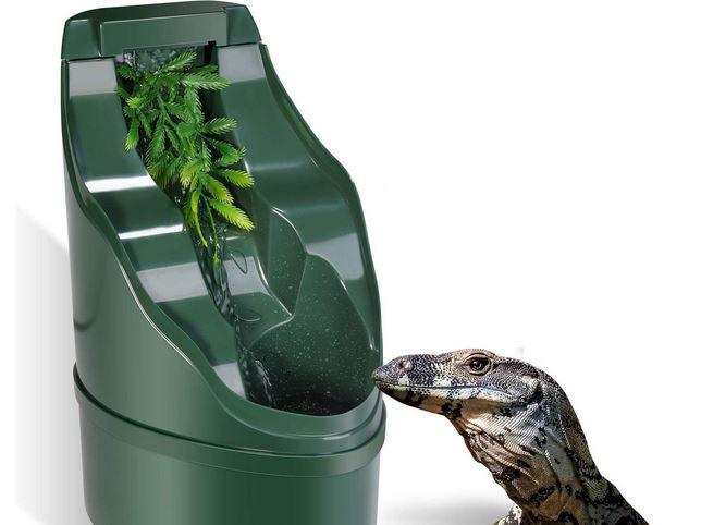 Neptonion Reptile Drinking Fountain -  https:// is.gd/pxWyJF     <br>http://pic.twitter.com/TR2vfgXolA