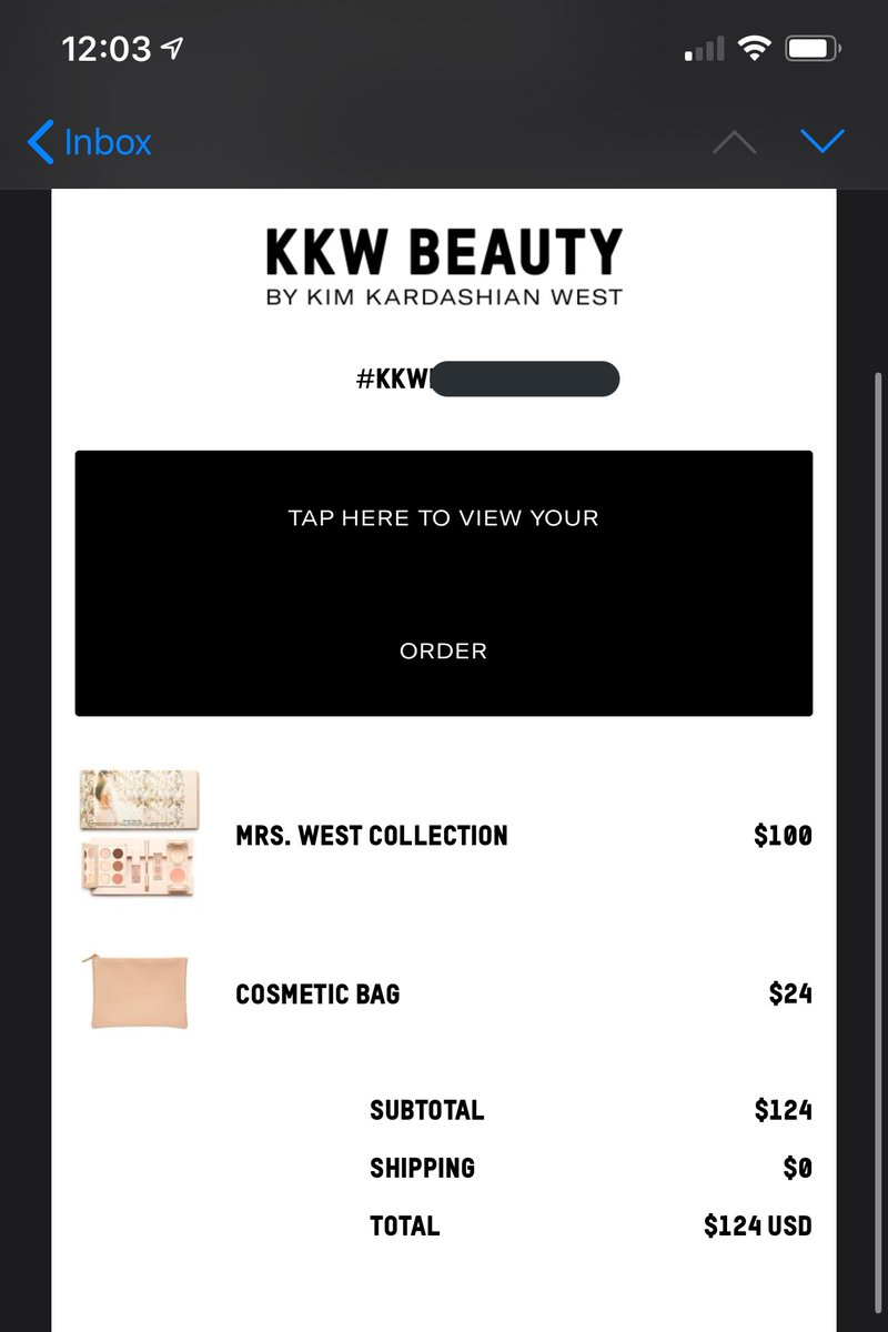 Soooo excited to get this and use it on my wedding day this summer!!! 👰🏻👰🏻👰🏻  💍💍 @kkwbeauty @KimKardashian