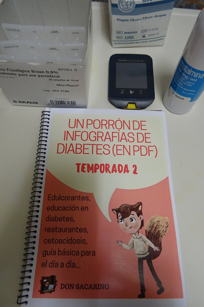 ampolla diabetes tipo 2
