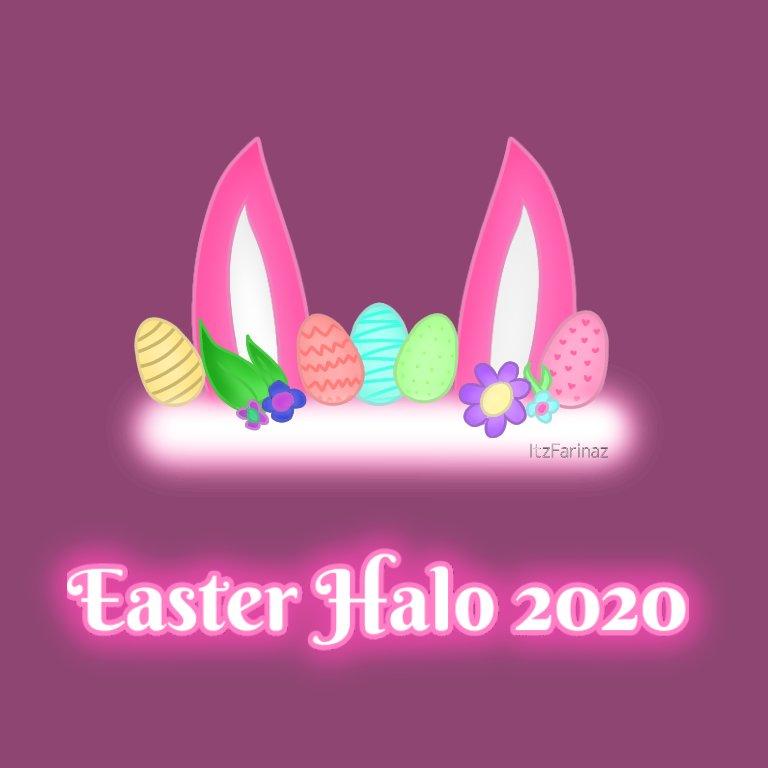 Itzfarinaz On Twitter Easter Halo 2020 Random Halo