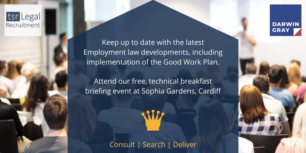 *Employment Law Seminar Update*  As part of our Employment Law Seminar we will also be discussing employees' right and employers' obligations regarding the Coronavirus.  Limited spaces still available, register here:  https://www.eventbrite.co.uk/e/tsr-legal-employment-law-update-tickets-91297907499 …  #Coronavirus #EmploymentLawpic.twitter.com/UTnTXKoDTI