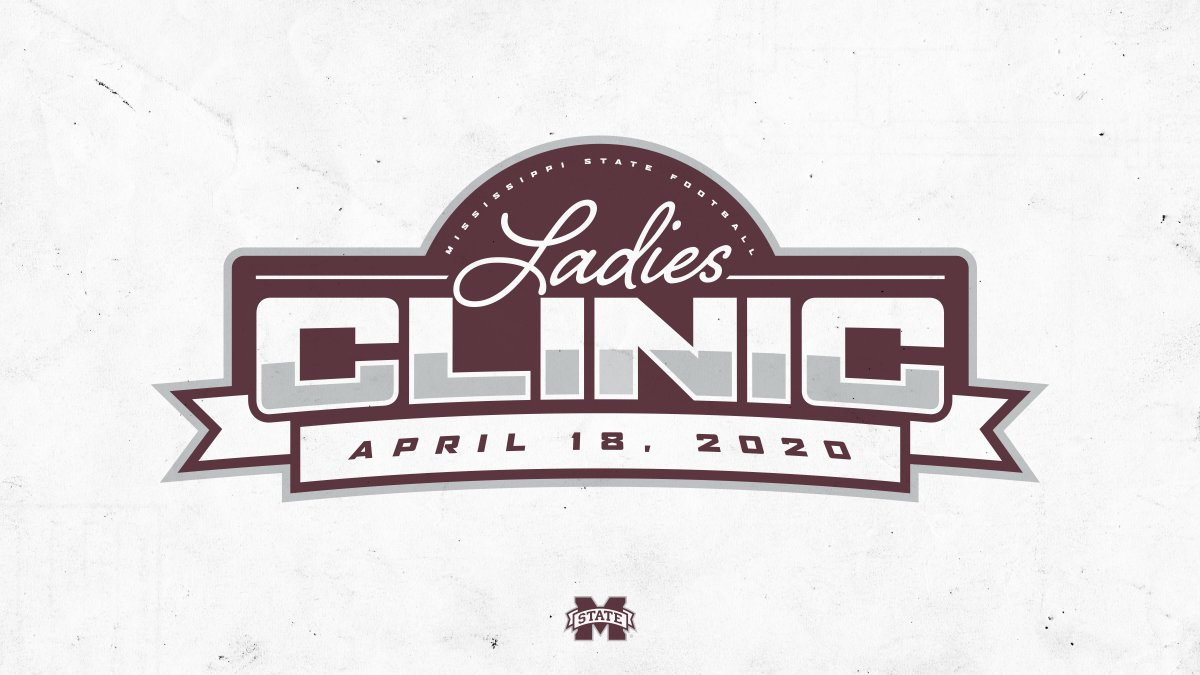 🚨🚨 SAVE THE DATE 🚨🚨  Our Football Ladies Clinic will take place on Saturday, April 18! All ladies are welcome to join us!   Hope to see everyone out to interact with our coaches, student-athletes, and staff! Stay tuned for further details on how to register. #HailState https://t.co/SPcrqHvbrD