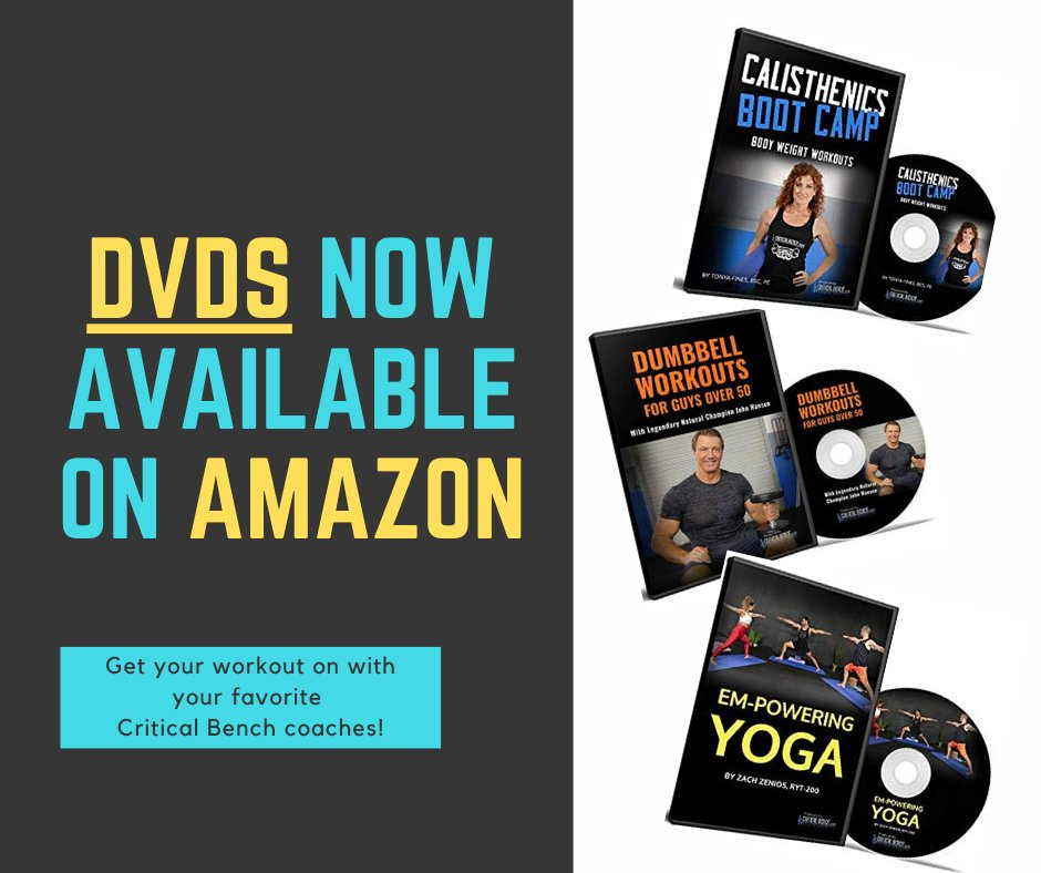 We launched a whole bunch of awesome programs on Amazon Prime Video - but now they're also available on DVD! Get yours today!  ⁠   ⁠ #workout #personaltrainer #fitnessvideo #yogalife #fitmind #fitness #motivation #fitfam #gym #fit #health #training