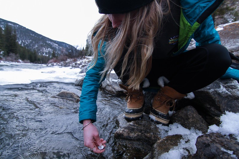 .@AdvScientists in #Bozeman #Montana trains outdoor enthusiasts to gather critical data from hard to reach places to inform #conservation efforts.  One of their new projects monitors 11k miles of wild rivers in 40 states that together supply 10% of U.S.'s drinking waterpic.twitter.com/j7stsi8nii